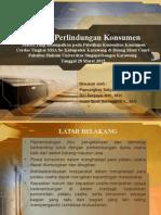 SejarahPerlindunganKonsumen PSP ToT