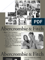 abercrombie & fitch pptx
