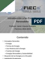 Introduccion a las Energia Renovables