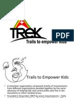 TRails to Empower Kids