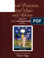 : Astral projection, ritual magic, and alchemy