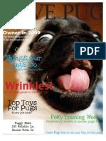 Pug Research by Bonnie Lynch