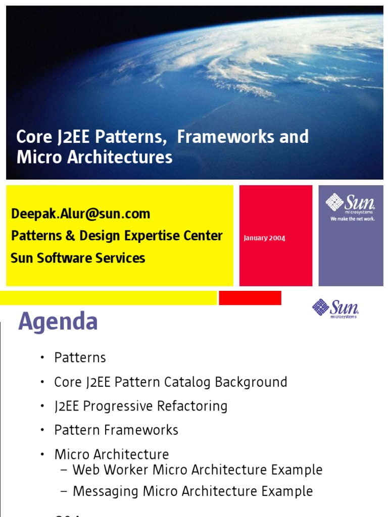 Core J2ee Patterns 2nd Edition Pdf