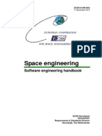 ESA ECSS Space Engineering - Software Engineering Handbook