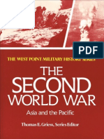 The Second World War - Asia and the Pacific