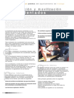 Bomberos Málaga Rescate de Victimas