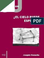 CJ 119, ¿El Cielo Puede Esperar? - Joaquín Menacho Solá-Morales