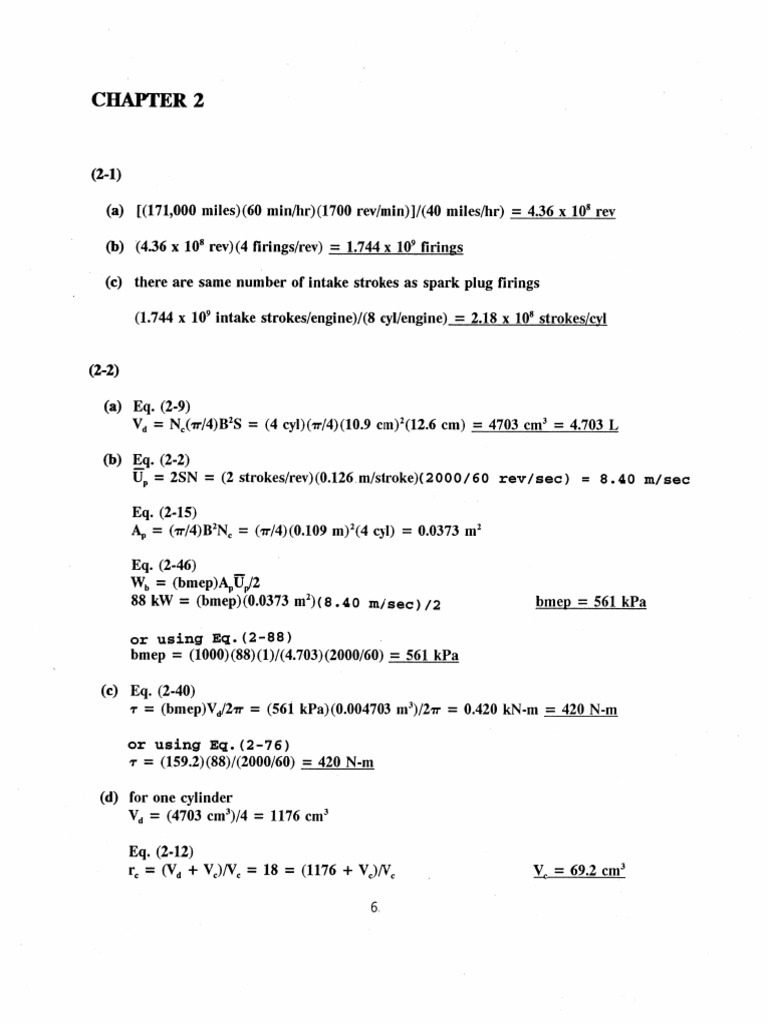 solution manual for engineering fundamentals of the internal rh scribd com Test Bank Solutions Manual Test Bank Solutions Manual