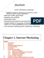 Internet Marketting Lecture