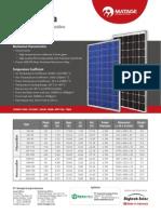 Brosur Panel Surya Skytech Solar