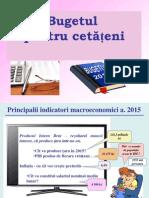Buget Pentru Cetateni 2015 Def
