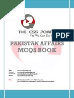 Pakistan Affairs Mcqs Book