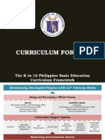 Curriculum for Shs