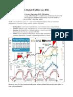 Wealthbuilder Stock Market Brief 1st May 2015