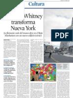 El Nuevo Whitney