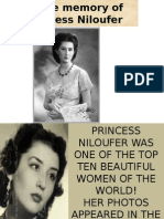 H.H. Princess, Niloufer of Hyderabad