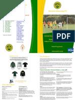 VUWAFC Programme 2015-2