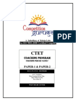 CTET Coaching Institute in Janakpuri, Delhi