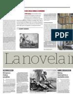 """Francisco Rico en """"más Periódico"""" (29 DE MARZO DEL 2015)"""
