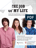The Job of My Life Brochure Portugue s Deutsch