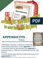 Appendicitis Pediatri