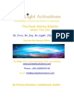 Pure Light Activation s Booklet