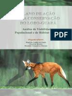 Plano de Acao Lobo Guara 2008