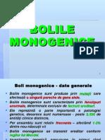Curs 7 Stomato Boli Monogenice Nov 2009