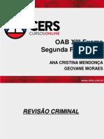 15 - Slides - Revisão Criminal.pdf