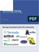 HipHop for PHP Tech Tasting