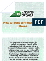 Presentation How to Build Pcb