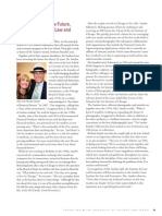 Sandors (Ellen and Richard Sandor) Invest in the Future, Honor the Past With Law and Economics Gift