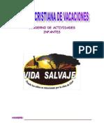 VIDA SALVAJE_Actividades Infantes 2015