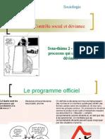 sous-thème 2 - processus qui conduisent à la déviance.ppt