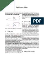 Buffer amplifier.pdf