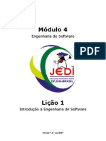 Projeto JEDI - Engenharia de Software - Java - 264 páginas