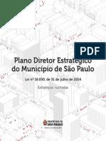 Plano Diretor Estratégico Lei Nº 16.050 de 31 de Julho de 2014 Estratégias Ilustradas