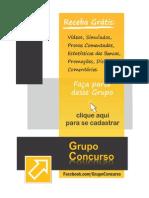 Português - Fcc Exercício - Nivel Médio