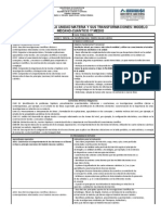 PDF Matriz Evaluativa 1º Medio