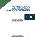 Entrega Final Politica Politecnico Grancolombiano