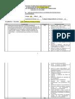 Iinforme1 Desarrollo curricular-GIX14(Juan)