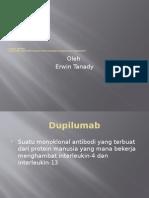 Journal Reading dupilumab