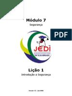 Projeto JEDI - Segurança - Java - 99 páginas