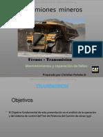 Curso Sistemas Frenos Transmision Camion Minero 793c Caterpillar