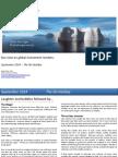 Global Market Outlook September 2014