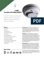 System Sensor 2WTR-B Data Sheet