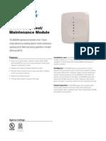 System Sensor MOD2W Data Sheet