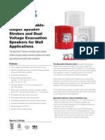 System Sensor SPSW Data Sheet