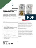 System Sensor SEP-BBSW Data Sheet