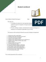 Usiminas Student Workbook